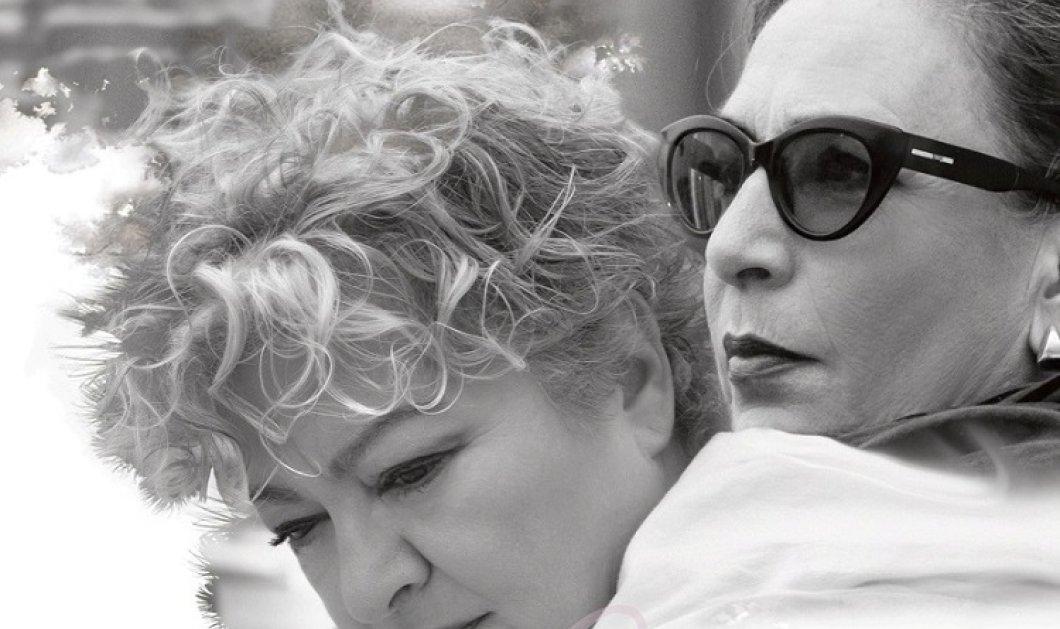 """Τα σχήματα των αστεριών : Η Τάνια Τσανακλίδου & η Λίνα Νικολακοπούλου """"σμίγουν"""" μετά από 33 χρόνια & μας θυμίζουν μεγάλα τραγούδια σε λίγες παραστάσεις  - Κυρίως Φωτογραφία - Gallery - Video"""