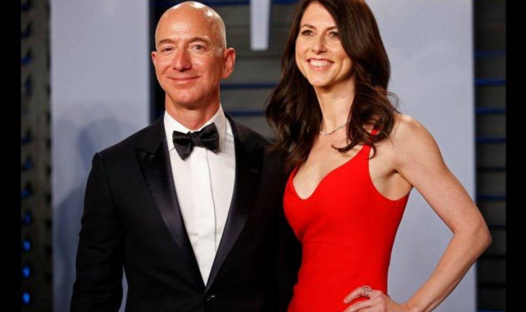 Η Mackenzie Scott πρώην σύζυγος Bezos προσφέρει άλλα 2,7 δις δολάρια από την περιουσία των 60 δις - Ποιοι επωφελούνται   - Κυρίως Φωτογραφία - Gallery - Video