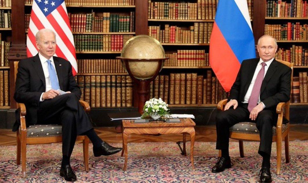 Σε εξέλιξη η συνάντηση Πούτιν - Μπάιντεν στην Γενεύη: «Εύχομαι να είναι παραγωγική» τα λόγια του Ρώσου προέδρου - Οι πρώτες εικόνες (βίντεο) - Κυρίως Φωτογραφία - Gallery - Video