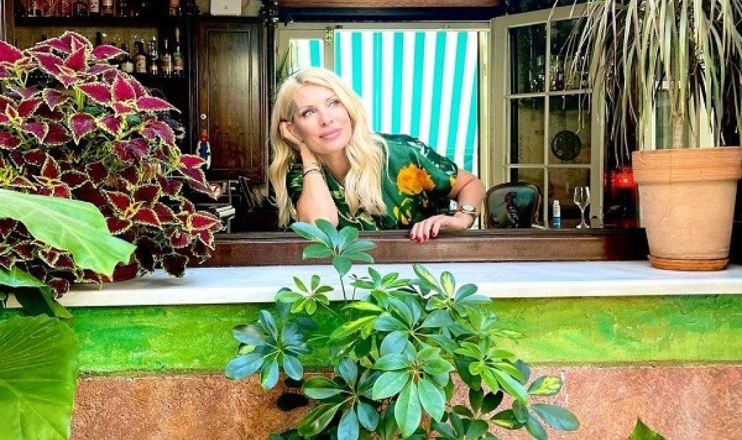 Βόλτα στην Κηφισια και στάση για φαγητό! Τι καλό έφαγε η Ελένη Μενεγάκη; Σήμερα πάντως απολαμβάνει τον ήλιο στην αυλή της (φωτό) - Κυρίως Φωτογραφία - Gallery - Video