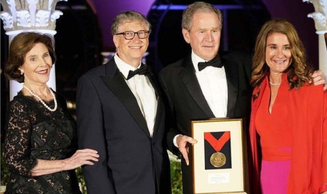 Bill & Melinda Gates: Το θρυλικό διαζύγιο περνά στην επόμενη φάση - Ο κύριος Microsoft & οι  βόλτες με τις ερωμένες στην χρυσή Porsche (φώτο) - Κυρίως Φωτογραφία - Gallery - Video