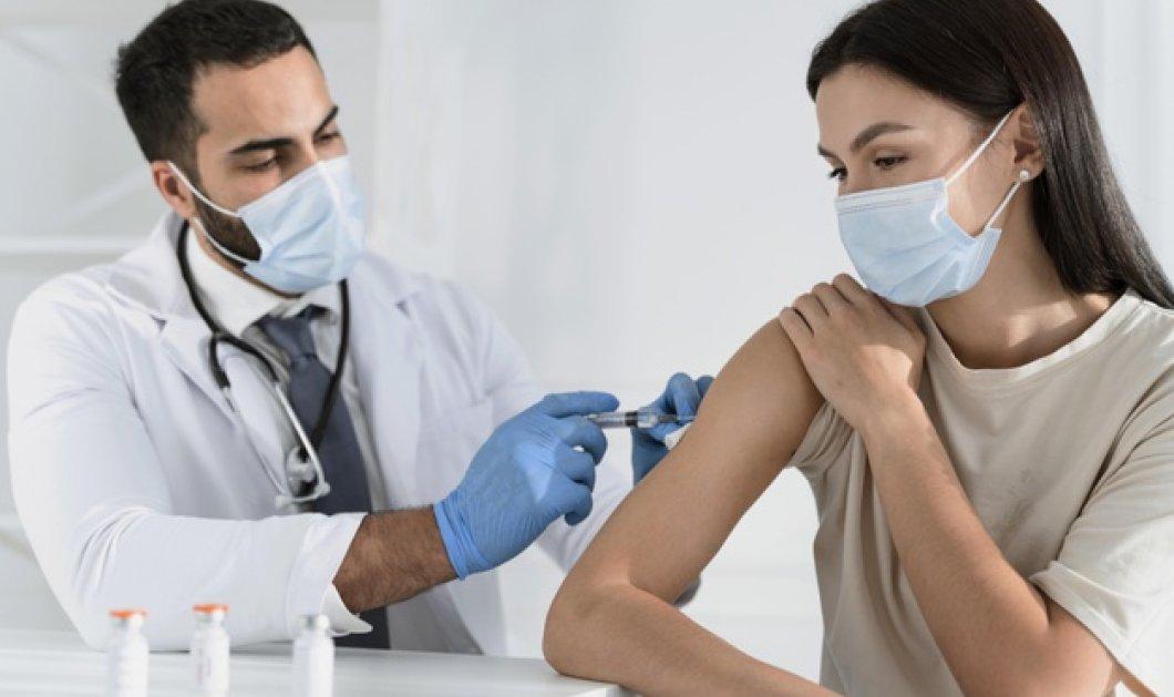 Εμβόλιο AstraZeneca: Άνοιξε η πλατφόρμα για αλλαγή της δεύτερης δόσης - Τέλος οριστικά για τους κάτω των 60  - Κυρίως Φωτογραφία - Gallery - Video