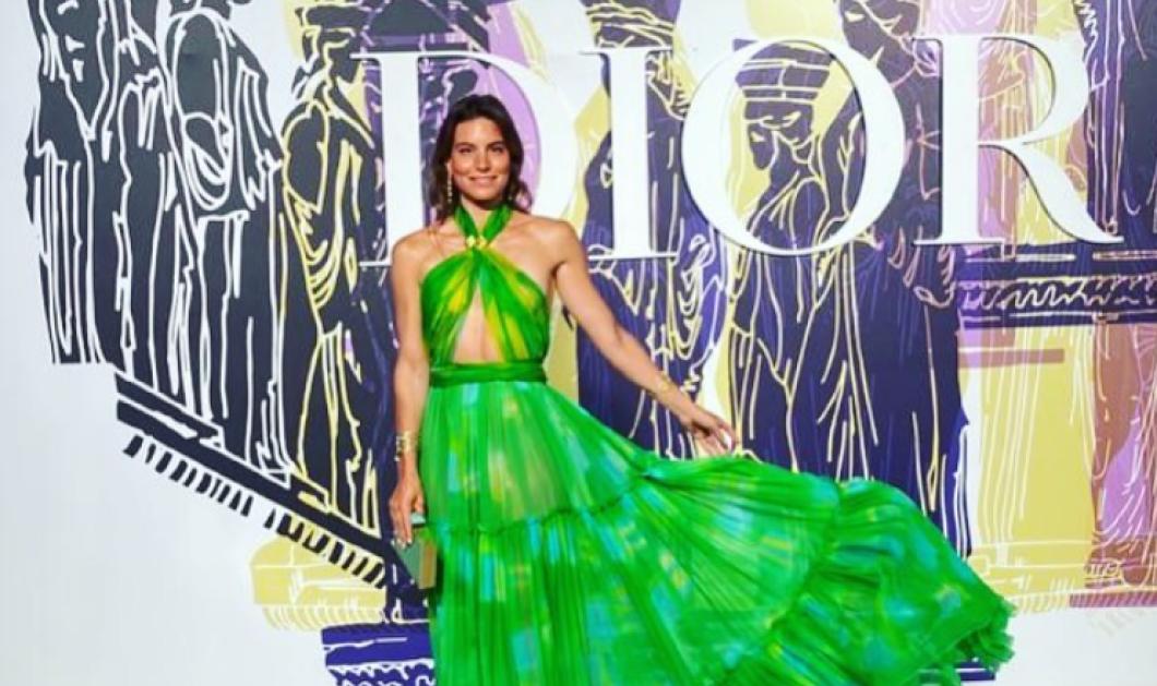 Όλες οι εμφανίσεις του Dior στο Καλλιμάρμαρο: Μαρέβα, Σακελλαροπούλου,  Αγγελοπούλου, Καγιά, Νιάρχου, Λαλαούνη (φωτό) - Κυρίως Φωτογραφία - Gallery - Video