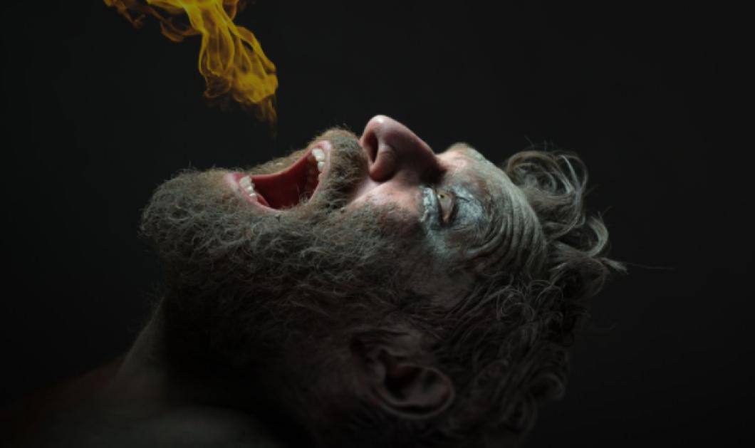 Έργα τέχνης το μακιγιάζ και τα κοστούμια στον ''Προμηθέα Δεσμώτη''  - Στάνκογλου, Συσσοβίτης γοητεύουν την Επίδαυρο (φωτό) - Κυρίως Φωτογραφία - Gallery - Video