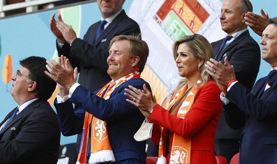 Οι Ευρωπαίοι royals βλέπουν Euro 2020: O Φελίπε της Ισπανίας, η Μάξιμα & ο Γουλιέλμος της Ολλανδίας, η βασιλική οικογένεια της Δανίας (φωτό) - Κυρίως Φωτογραφία - Gallery - Video