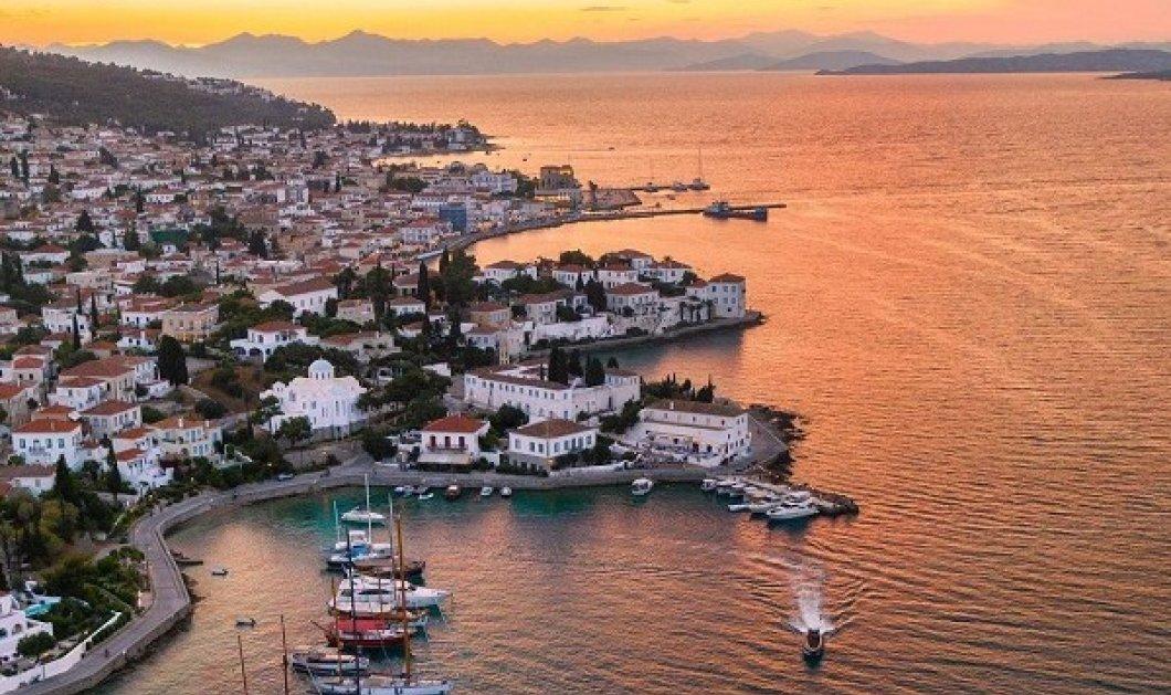 Greek Summer 2021: Ο @mliaroutsos παρουσιάζει τις Σπέτσες από ψηλά - Οι Έλληνες φωτογράφοι προτείνουν - Κυρίως Φωτογραφία - Gallery - Video