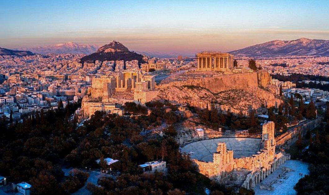 Good news: Η Αθήνα στις ελκυστικότερες πόλεις του κόσμου για τα διεθνή στελέχη - Συγκαταλέγεται όμως & στις ακριβότερες - Κυρίως Φωτογραφία - Gallery - Video