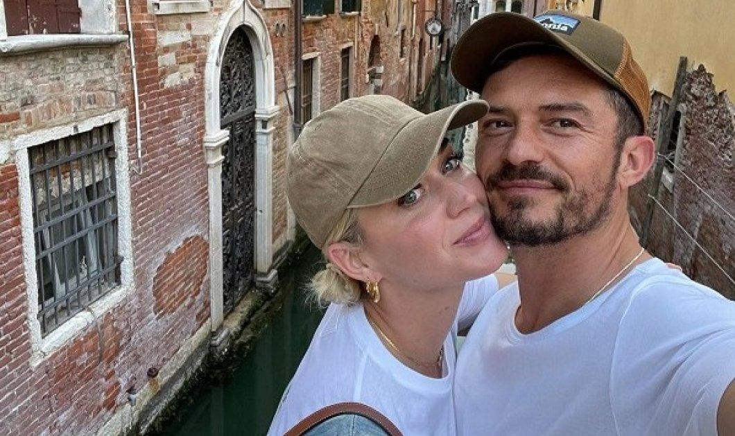 Όταν η Katy Perry γεννούσε: Με ένα τεράστιο ηχείο ο Orlando Bloom να παίζει χαλαρωτική μουσική & να της κάνει «Ομμμ...» (βίντεο) - Κυρίως Φωτογραφία - Gallery - Video