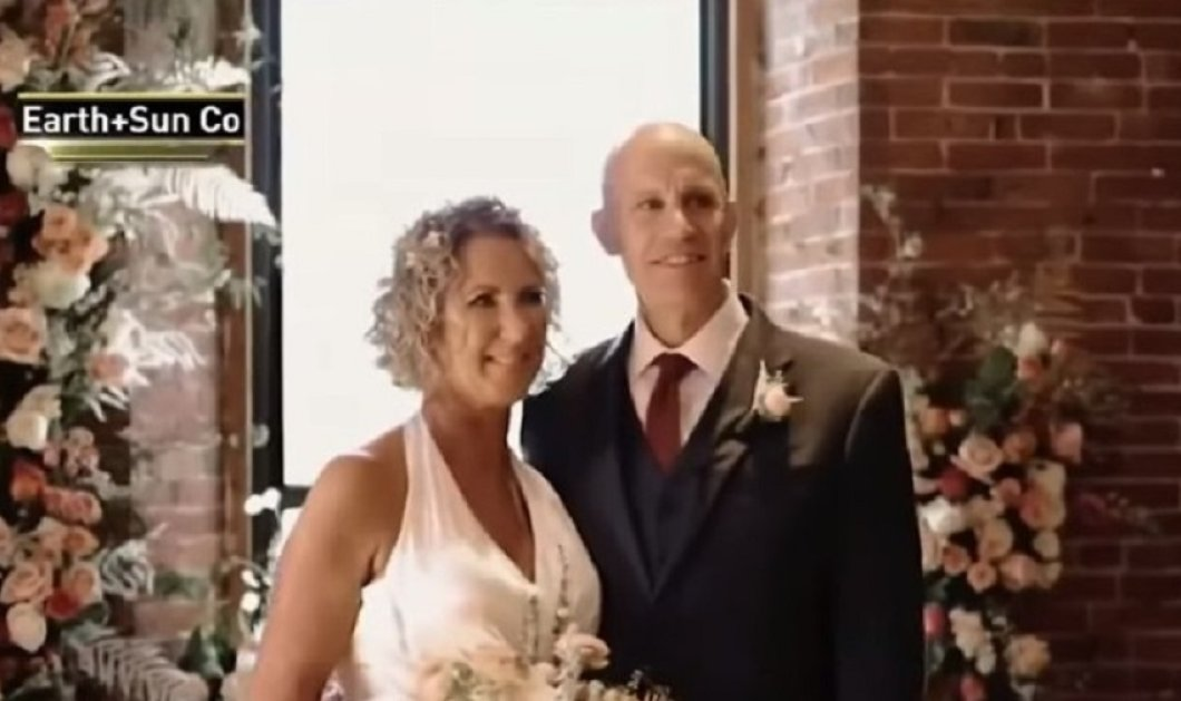 """Story of the Day: """"Θα με ξαναπαντρευτείς; """" : Ασθενής με Αλτσχάιμερ από τα 56 του κάνει δεύτερη φορά πρόταση γάμου στη σύζυγο του (βίντεο)   - Κυρίως Φωτογραφία - Gallery - Video"""