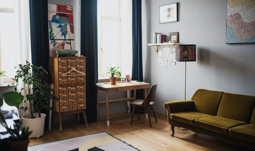Ο Σπύρος Σούλης δίνει 6 ιδέες για να φτιάξουμε ένα γραφείο στο μικρό μας διαμέρισμα - Χωρίς κόπο και πολλά έξοδα - Κυρίως Φωτογραφία - Gallery - Video