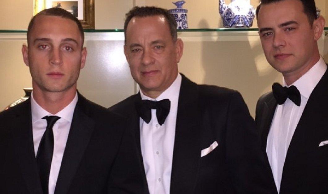 Tom Hanks, Tommy Hilfiger, Paul McCartney, Antonio Banderas, Michael Douglas γιορτάζουν την Παγκόσμια Ημέρα του πατέρα (φωτό) - Κυρίως Φωτογραφία - Gallery - Video
