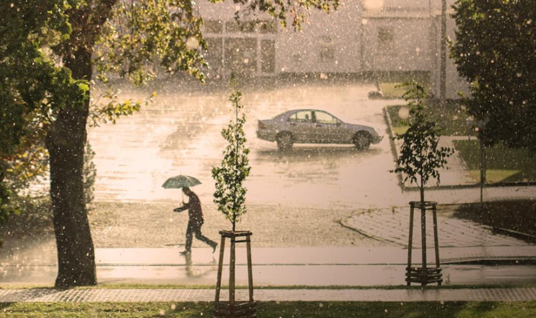 Καιρός: Τι είναι το φαινόμενο «ψυχρή λίμνη» που θα χτυπήσει την Ελλάδα - Θα φέρει καταιγίδες, χαλάζι & πτώση της θερμοκρασίας (χάρτες - βίντεο)   - Κυρίως Φωτογραφία - Gallery - Video