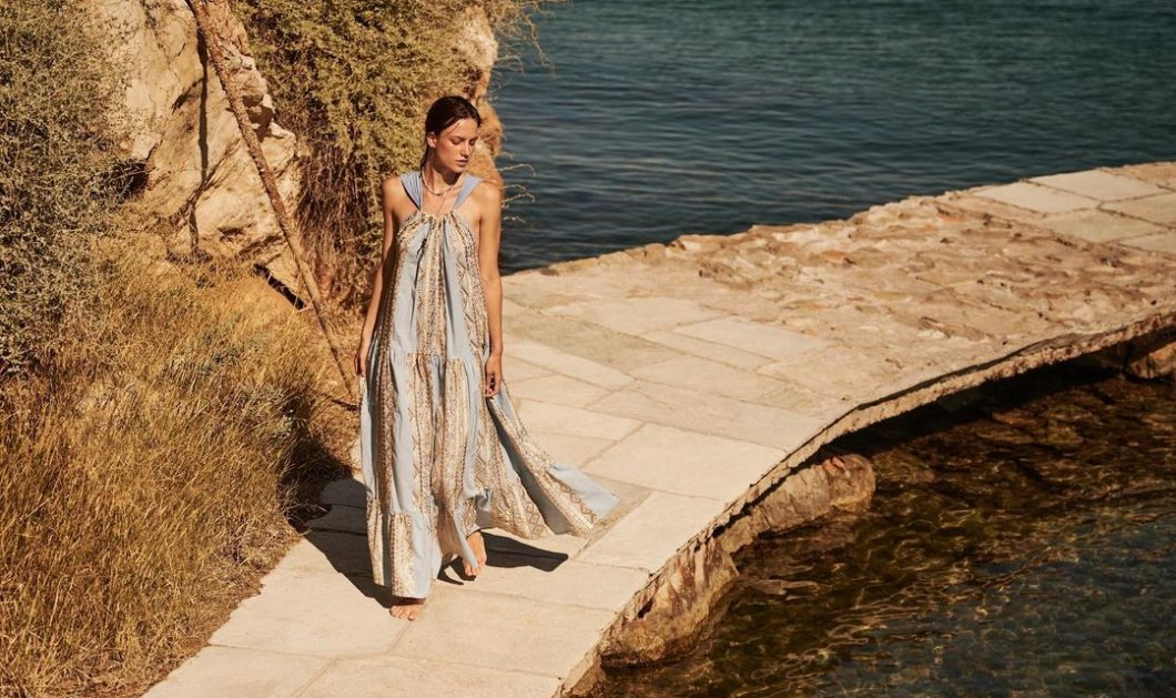 Made in Greece τα Greek Archaic Kori! Συγκλονιστικά λινά ρούχα με έμπνευση από την Αρχαία Ελλάδα - Όλη η συλλογή (φωτό) - Κυρίως Φωτογραφία - Gallery - Video