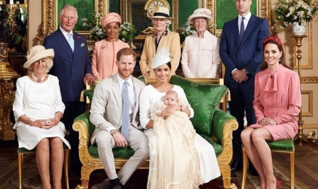Γέννησε η Μέγκαν Μαρκλ! Ο πρίγκιπας Χάρι και η Δούκισσα του Σάσεξ καλωσόρισαν στον κόσμο την μικρή τους πριγκίπισσα Λίλιμπετ - Νταϊάνα - Κυρίως Φωτογραφία - Gallery - Video