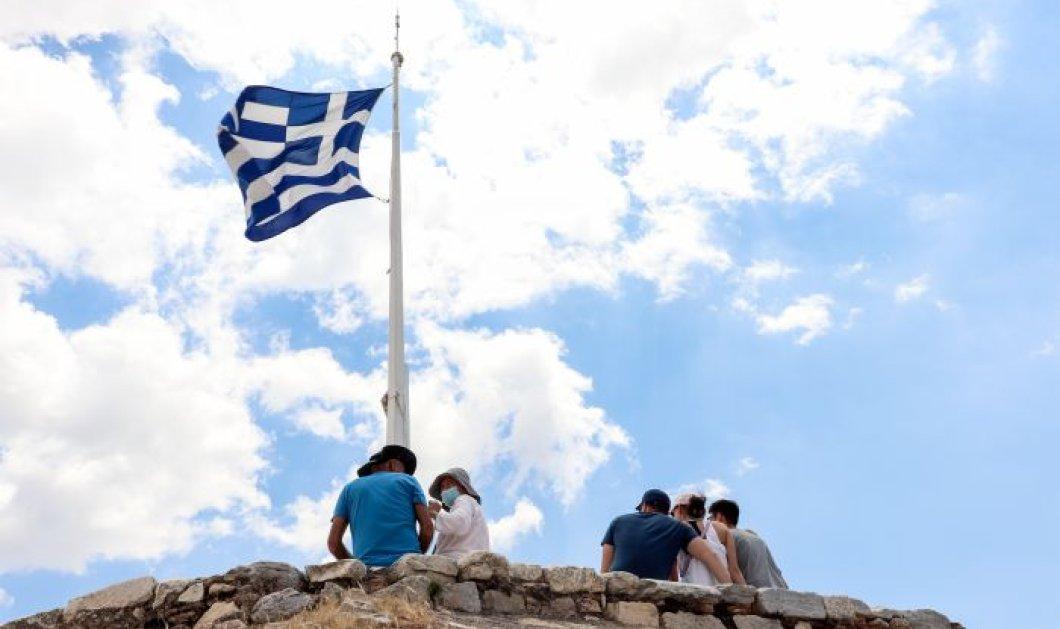 Νέα έρευνα από το ευρωβαρόμετρο: Οι Έλληνες & η Ευρωπαϊκή Ένωση - Μόλις το 40% έχει θετική εικόνα (φωτό)  - Κυρίως Φωτογραφία - Gallery - Video