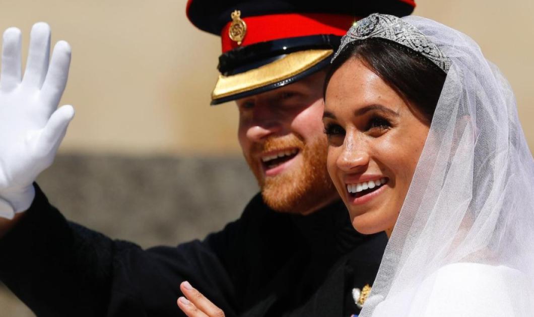 Χάρι-Μέγκαν: H γλυκιά ιστορία πίσω από το όνομα του νέου μέλους της βασιλικής οικογένειας Λίλιμπεθ - Diana (φωτό)  - Κυρίως Φωτογραφία - Gallery - Video