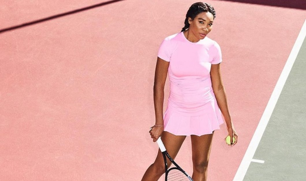 Topwoman η Venus Williams: 41 ετών η τενίστρια με ρεκόρ της 90ης νίκης της στο Wimbledon (φωτό & βίντεο)  - Κυρίως Φωτογραφία - Gallery - Video