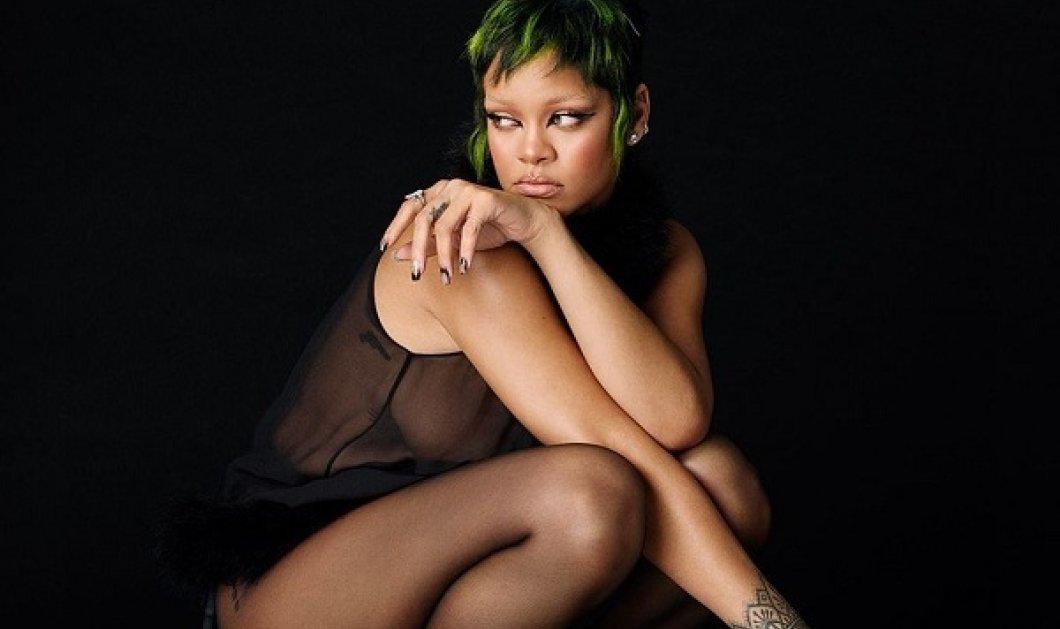 Rihanna by Rihanna! Η 33χρονη σταρ πόζαρε στο εξώφυλλο της Vogue Italia και τα έκανε όλα μόνη της! Διάλεξε ρούχα, φωτογράφισε τον εαυτό της (φωτό) - Κυρίως Φωτογραφία - Gallery - Video