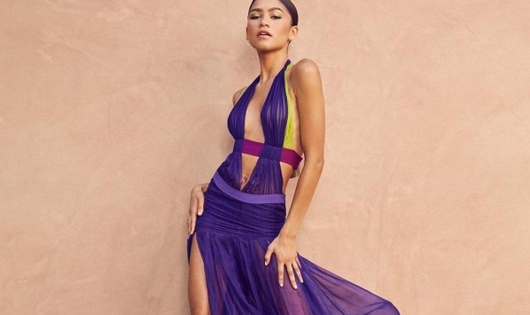 Το vintage Versace φόρεμα της Zendaya «κρύβει» μια ιστορία: Όταν η Beyonce είχε φορέσει την μίνι εκδοχή του - στα ίδια βραβεία το 2003 (φωτό) - Κυρίως Φωτογραφία - Gallery - Video