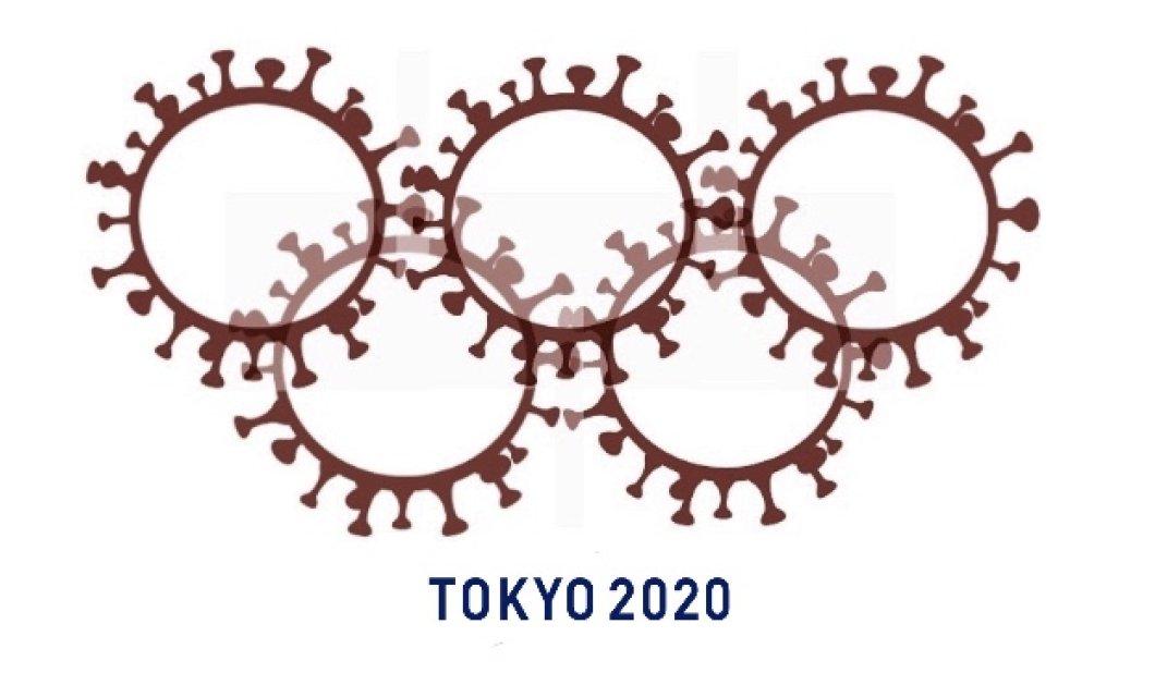 Το σκίτσο του ΚΥΡ για του Ολυμπιακούς του Τόκιο 2020 - Παντού Covid-19 - Κυρίως Φωτογραφία - Gallery - Video