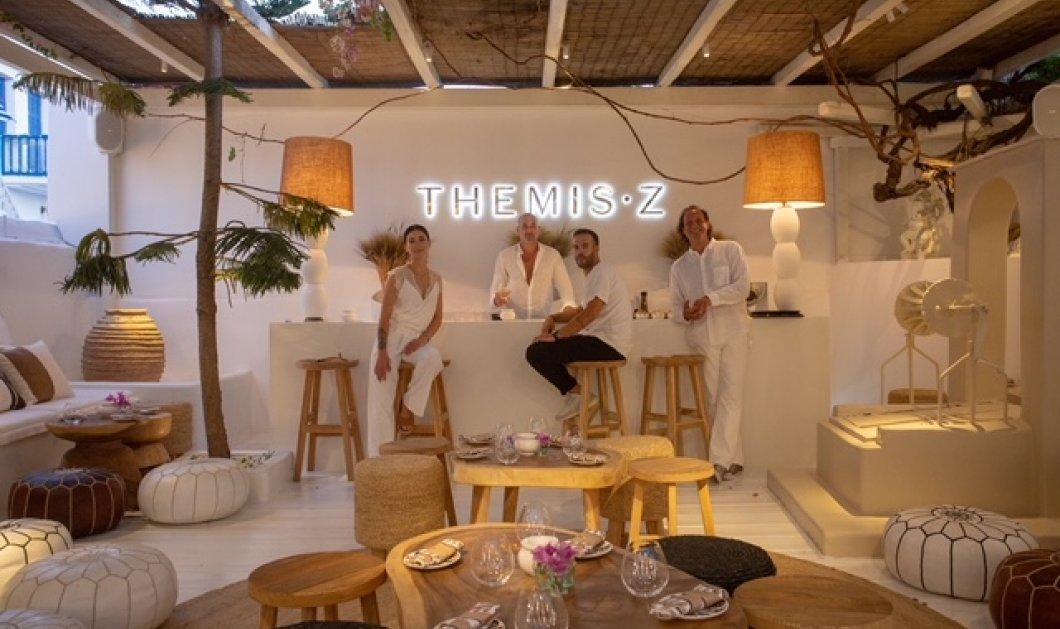 Mykonos Serenity Experience: Oyster Evening Bar - Χαλαρώστε μέσα από μια μοναδική εμπειρία στη γραφική αυλή της THEMISZ  - Κυρίως Φωτογραφία - Gallery - Video