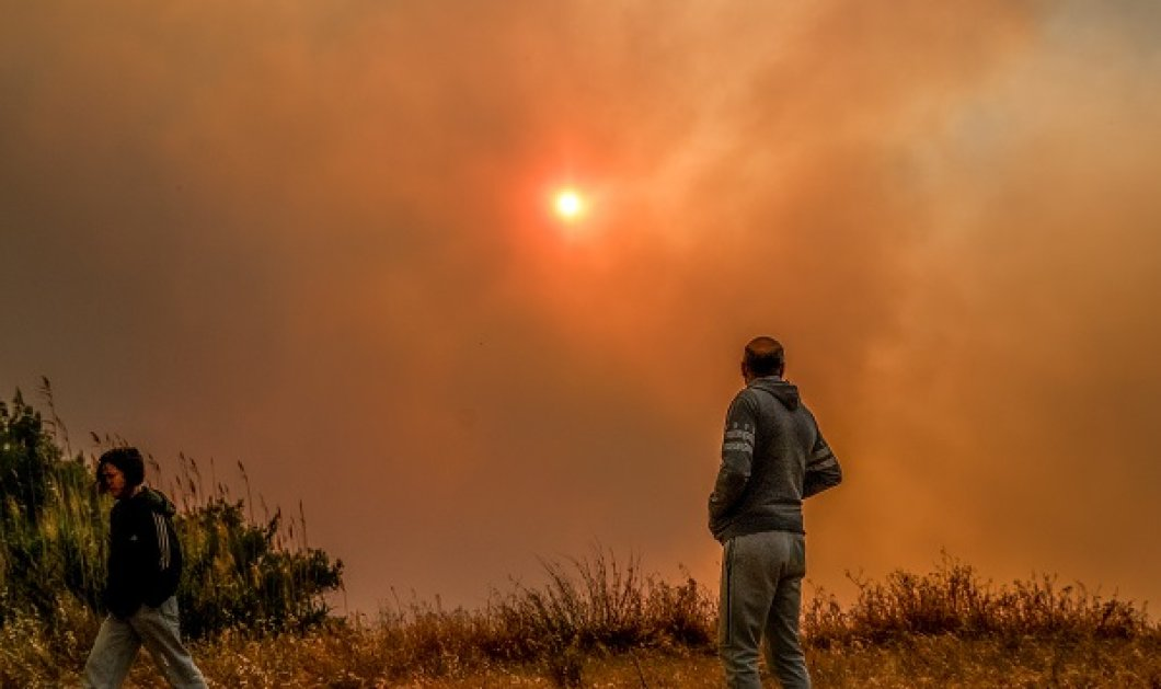 Φωτιά στην Κύπρο: Νεκροί οι 4 αγνοούμενοι από την καταστροφική πυρκαγιά - Έπεσαν σε χαράδρα και έτρεχαν να γλιτώσουν (φωτό & βίντεο) - Κυρίως Φωτογραφία - Gallery - Video