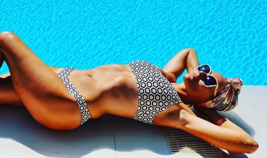 Όταν η Έλενα Χριστοπούλου μας συστήνει τα made in Greece μαγιό Macaw Waves! Η μόδα θέλει μπικίνι ή ολόσωμα με μανίκια!!! (φωτό) - Κυρίως Φωτογραφία - Gallery - Video