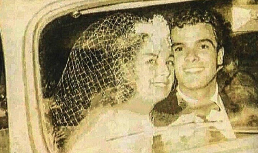 Όταν ο Σπύρος Φωκάς παντρεύτηκε την ηθοποιό Νία Λειβαδά - Μετά άρχισε η απογείωση με καριέρα στη Ρώμη & στο Χόλυγουντ (φώτο -βίντεο) - Κυρίως Φωτογραφία - Gallery - Video