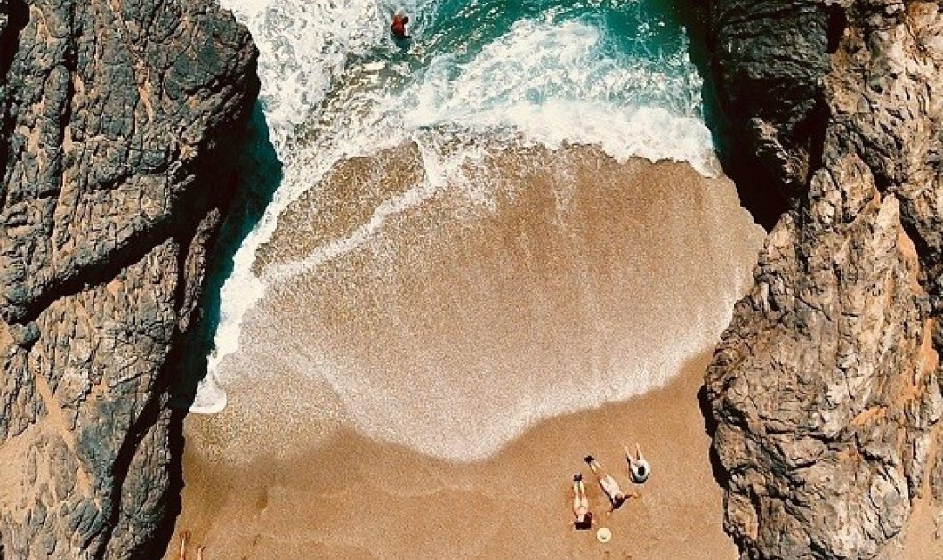 Greek summer 2021: Ο @giakoumakisaerialvideo παρουσιάζει την παραλία Κλεισίδι - Οι Έλληνες φωτογράφοι προτείνουν - Κυρίως Φωτογραφία - Gallery - Video