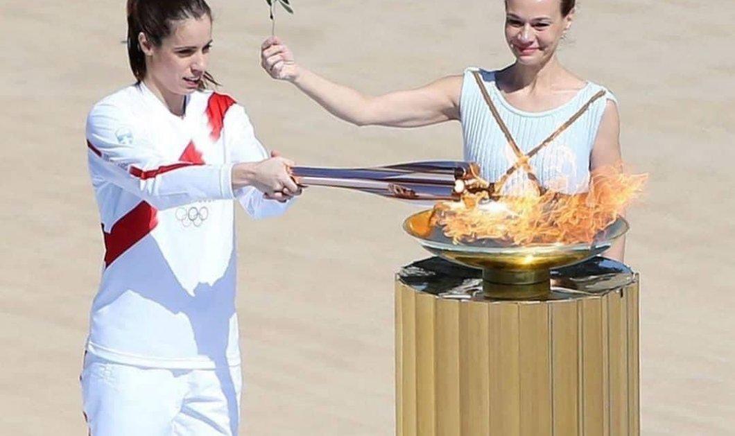 Ολυμπιακοί Αγώνες 2020: Η Κατερίνα Στεφανίδη αναχώρησε για Τόκιο - Όλη η Ελλάδα μαζί της, ''Πάμε λοιπόν'' τα λόγια της  - Κυρίως Φωτογραφία - Gallery - Video