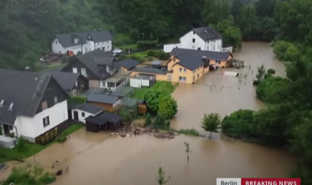 Στους 81 οι νεκροί από τις πλημμύρες στη Γερμανία - 1300 αγνοούμενοι (φωτό -βίντεο) - Κυρίως Φωτογραφία - Gallery - Video