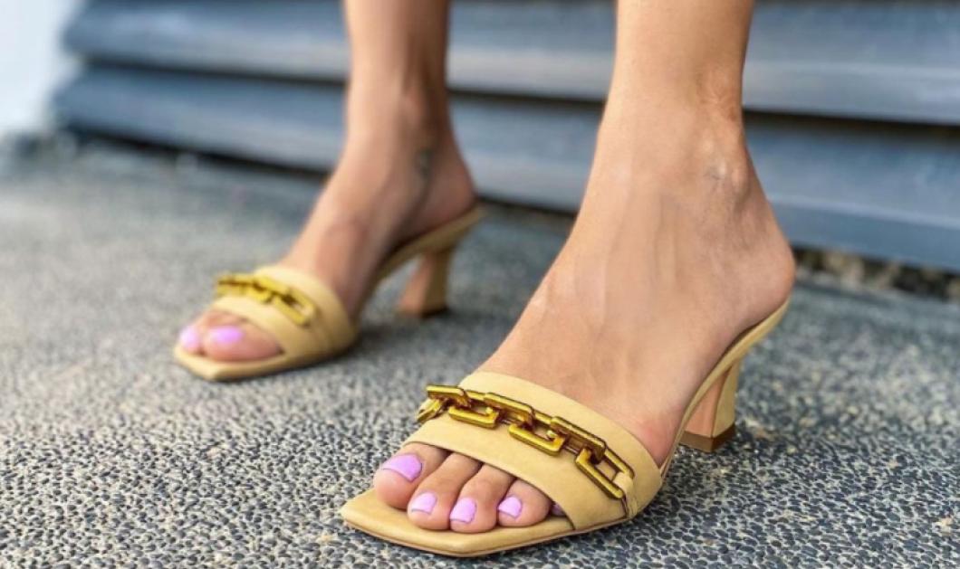 Made in Greece τα παπούτσια Haralas: Κοσμοπολίτικο ύφος, διαχρονική φινέτσα, ανατρεπτικά χρώματα στη νέα καλοκαιρινή συλλογή (φωτό) - Κυρίως Φωτογραφία - Gallery - Video