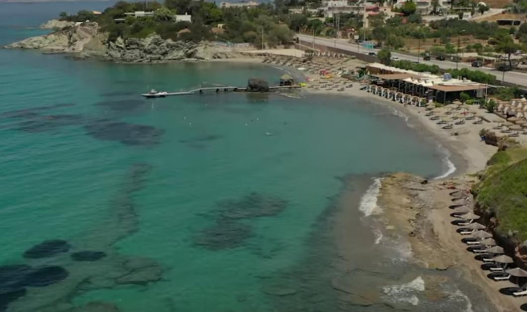 Οι 15 παραλίες της Αττικής με Γαλάζια Σημαία - Οι βραβευμένες ακτές σε ένα βίντεο από ψηλά - Κυρίως Φωτογραφία - Gallery - Video