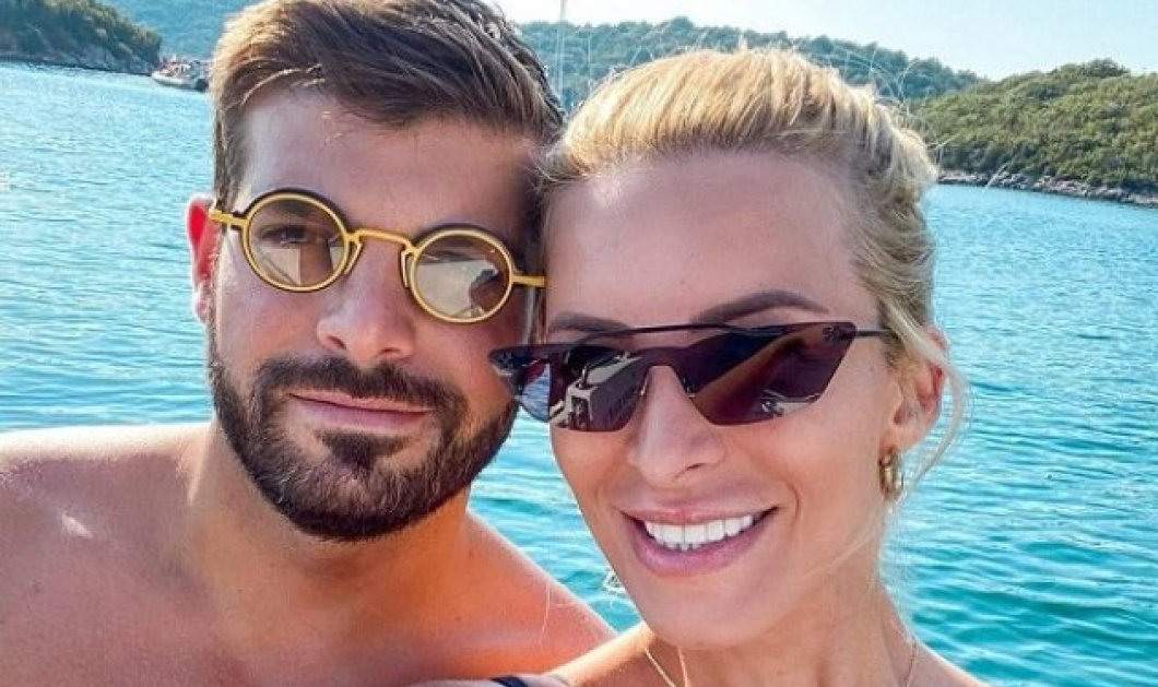 Στο ρομαντικό Capri η Κατερίνα Καινούργιου με το αγόρι της Φίλιππο Τσαγκρίδη: Οι πόζες, η γκαρνταρόμπα, τα αστειάκια του ζευγαριού (φωτό) - Κυρίως Φωτογραφία - Gallery - Video