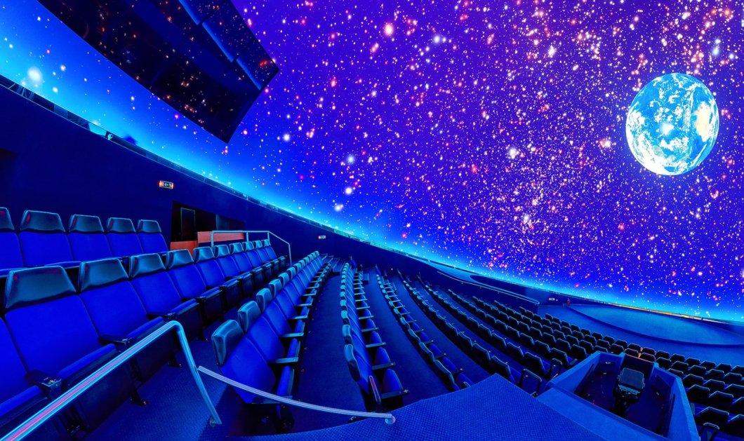 «Επιστροφή στο μέλλον»: Το νέο ψηφιακό πλανητάριο του Ιδρύματος Ευγενίδου ξεκινά προβολές από τις 2 Ιουλίου - Ταξίδι στα αστέρια  - Κυρίως Φωτογραφία - Gallery - Video