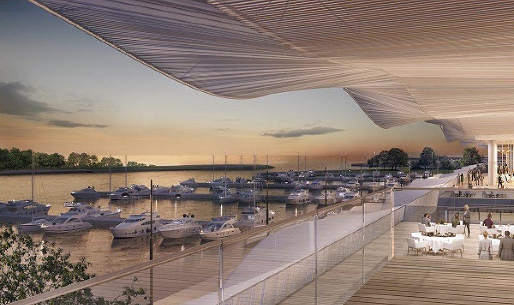 Ελληνικό: Έτσι θα είναι το παράκτιο μέτωπο και η Marina Galleria - ένας προορισμός νέας γενιάς δίπλα στη θάλασσα (φωτό & βίντεο) - Κυρίως Φωτογραφία - Gallery - Video