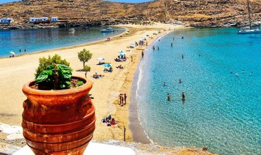 Greek summer 2021: Η @marylin.anagnostopoulou παρουσιάζει την παραλία Κολώνα στην Κύθνο - Οι Έλληνες φωτογράφοι προτείνουν - Κυρίως Φωτογραφία - Gallery - Video