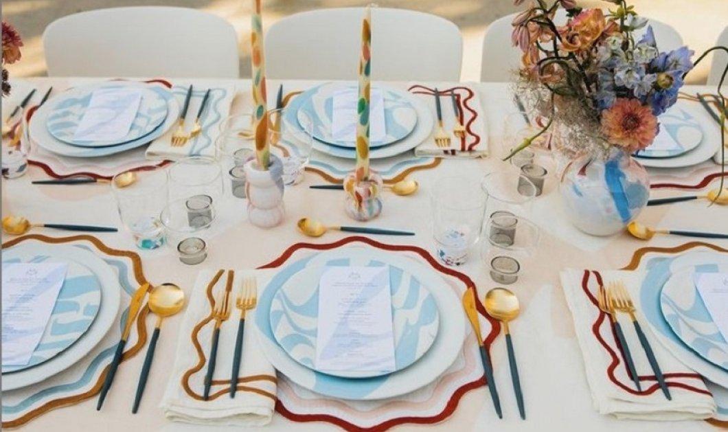 Tα πιο Stylish γεύματα έχουν μία υπογραφή: Missete -Τα μοναδικά σερβίτσια από δύο κυρίες που κατέχουν το art de la table  (φώτο) - Κυρίως Φωτογραφία - Gallery - Video