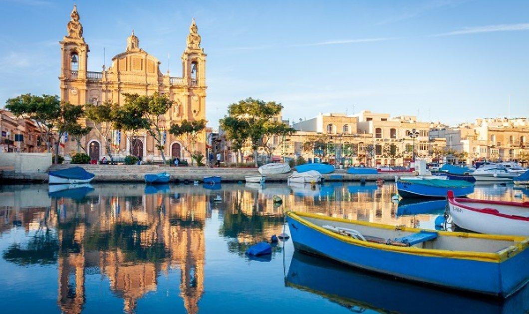 Καλοκαίρι στην Μάλτα από 475 ευρώ: Το νησί της μεσογειακής μεγαλοπρέπειας και της μπαρόκ αρχιτεκτονικής (φωτό) - Κυρίως Φωτογραφία - Gallery - Video