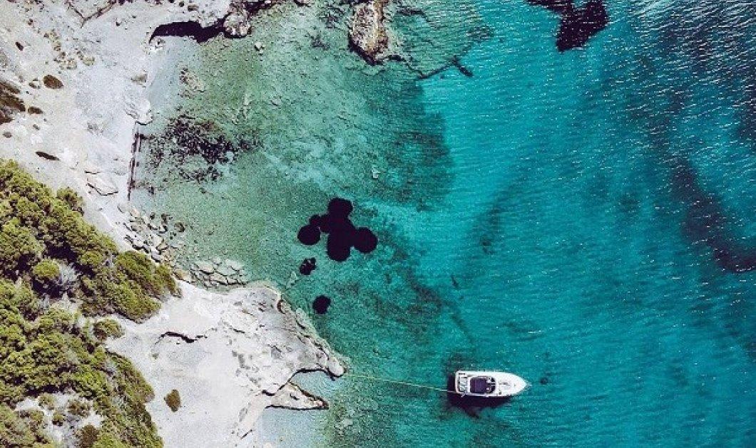 Greek summer 2021: Ο @sotiris_kaloterakis παρουσιάζει το Αγκίστρι από ψηλά - Οι Έλληνες φωτογράφοι προτείνουν - Κυρίως Φωτογραφία - Gallery - Video