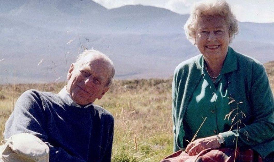 Η βασίλισσα Ελισάβετ 95 ετών οδηγεί την Range Rover της και «κόβει» βόλτες στο αγαπημένο μέρος του πρίγκιπα Φίλιππου (φωτό) - Κυρίως Φωτογραφία - Gallery - Video