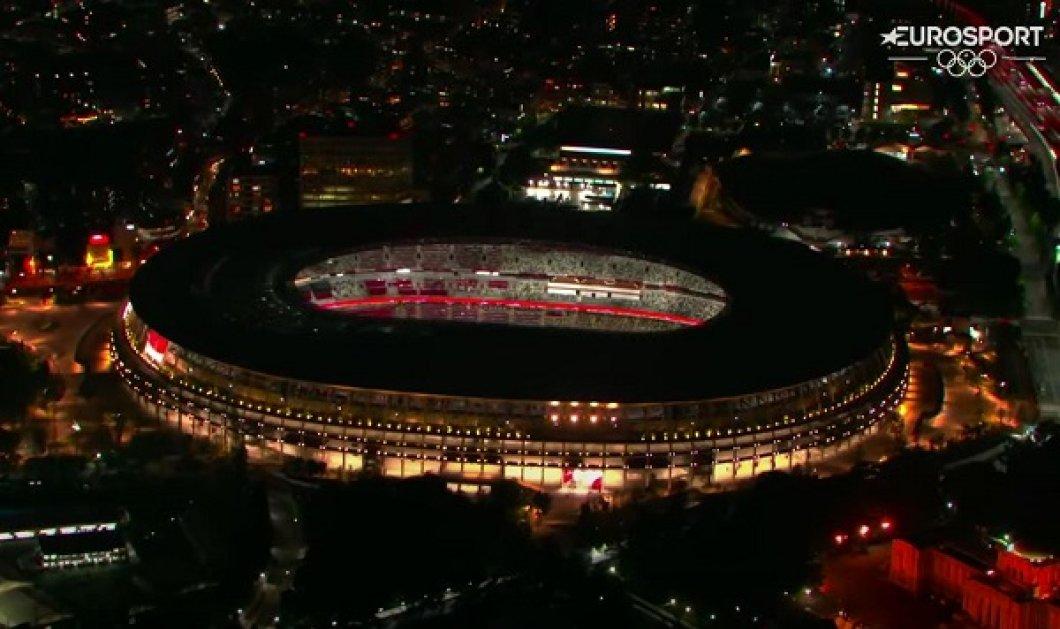 Δείτε Live την Τελετή Έναρξης των Ολυμπιακών Αγώνων του Τόκιο - Κυρίως Φωτογραφία - Gallery - Video