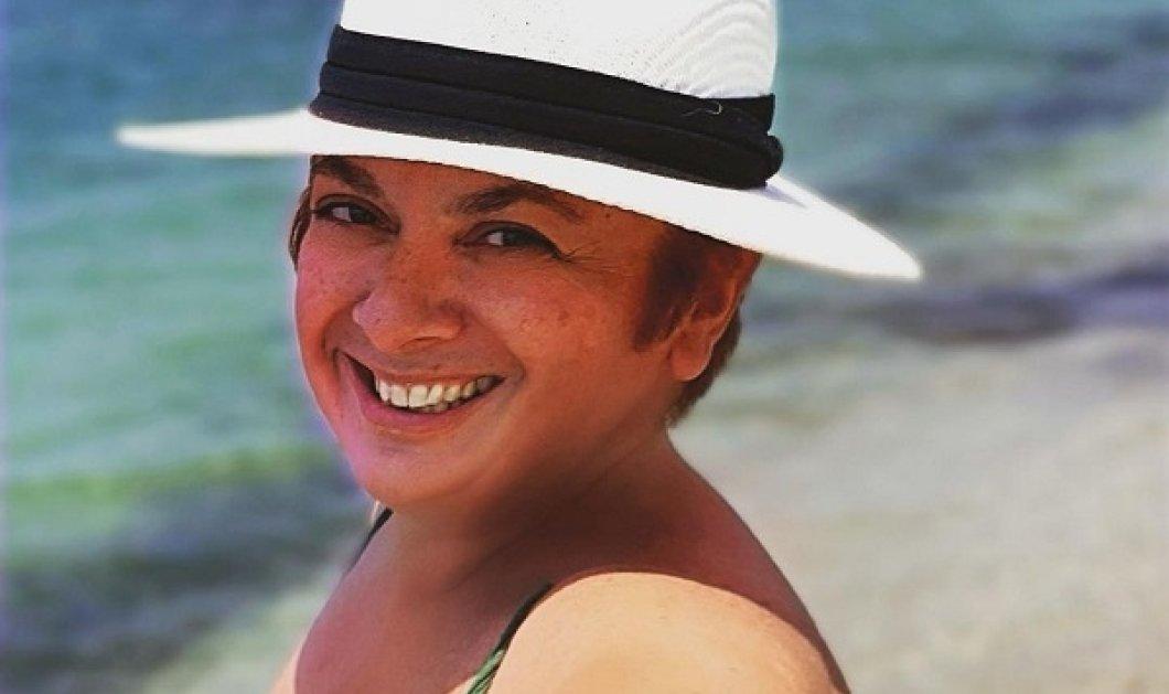 Η Ελεάννα Τρυφίδου με μαγιό μπικίνι μετά την απώλεια των 40 κιλών: «Όταν έχασα τα πρώτα 10 κιλά αισθάνθηκα σαν τον Τσιτσιπά»! (φωτό) - Κυρίως Φωτογραφία - Gallery - Video