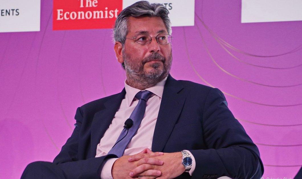 Νότης Σαρδελάς στο Economist: Το success story του Ηρακλή συνεχίζεται… οι 2 προκλήσεις - Κυρίως Φωτογραφία - Gallery - Video