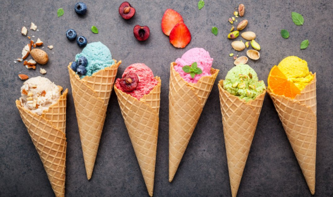 Παγωτό: Ο πιο γλυκός πειρασμός του καλοκαιριού - Πόσες θερμίδες έχει, πως θα το απολαύσετε χωρίς τύψεις - Κυρίως Φωτογραφία - Gallery - Video