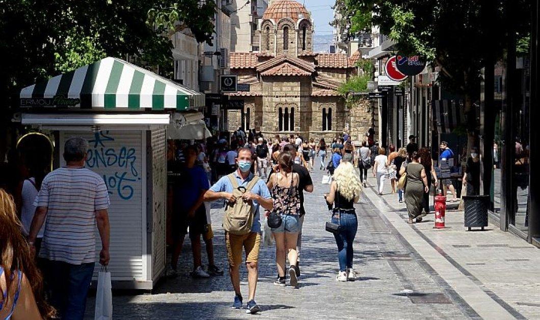 Κορωνοϊός - Ελλάδα: 2.794 νέα κρούσματα -6 νεκροί, 132 διασωληνωμένοι - Κυρίως Φωτογραφία - Gallery - Video