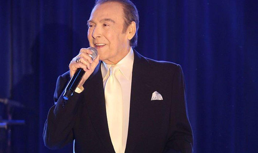 Έφυγε από τη ζωή ο μεγάλος Έλληνας τραγουδιστής & ηθοποιός Τόλης Βοσκόπουλος  - Θρήνος για την Άντζελα & την κόρη τους Μαρία (φωτό - βίντεο) - Κυρίως Φωτογραφία - Gallery - Video