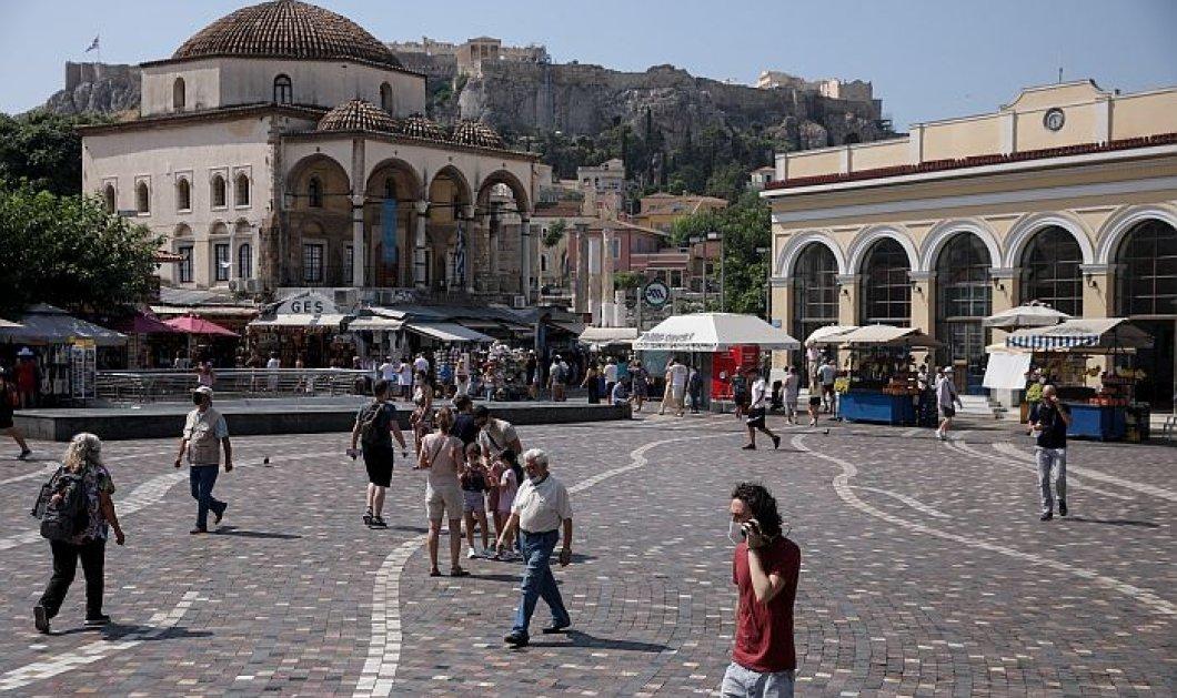 Κορωνοϊός - Eλλάδα: 3.593 νέα κρούσματα, 142 διασωληνωμένοι, 8 νεκροί - Κυρίως Φωτογραφία - Gallery - Video