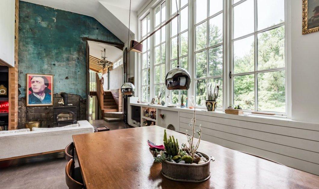 Ας ταξιδέψουμε λίγο: Τα 15 πιο stylish καταλύματα Airbnb στις ΗΠΑ - Στη βίλα του Φρανκ Σινάτρα ή με έμπνευση την βικτωριανή εποχή & την τέχνη (φώτο) - Κυρίως Φωτογραφία - Gallery - Video