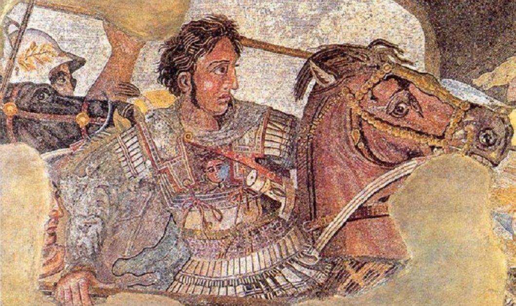 Greek Mythos: Πευκέστας, Λεοννάτος & Αβρέας - Οι 3 σωματοφύλακες του Μεγάλου Αλεξάνδρου! Η περιγραφή της σκληρής μάχης στην Ινδία, ο παρ' ολίγον θάνατος - Κυρίως Φωτογραφία - Gallery - Video